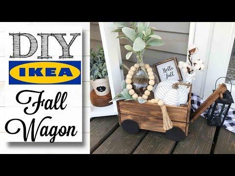 DIY EASY Crate Wagon | IKEA HACK