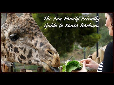The Fun Family-Friendly Travel Guide To Santa Barbara