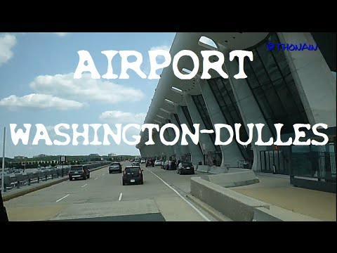 AIRPORT WASHINGTON DULLES - GUIDE