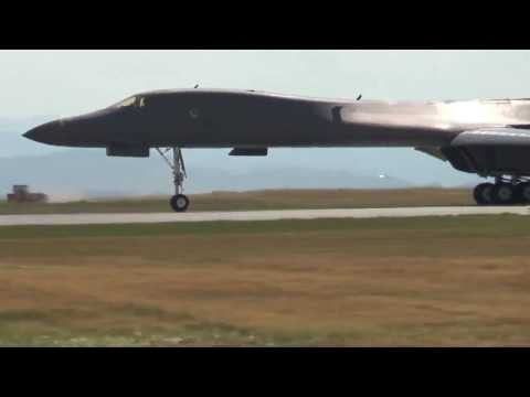 Boeing B-1B pilot surpasses 5,000 flight hours