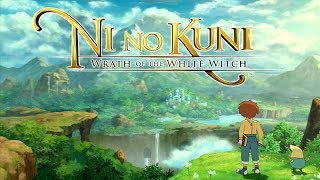 Ni no Kuni: Wrath of the White Witch – The Movie (2010)