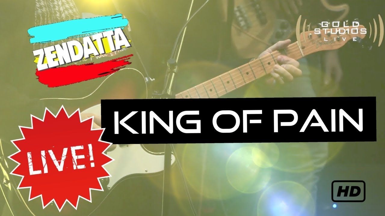 The Police - King Of Pain, Live cover by Zendatta