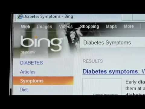 Googling with Bing