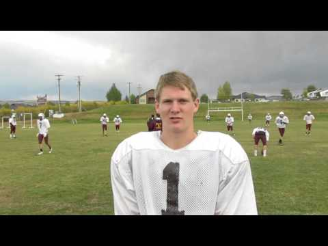 Laramie Senior Andy Pearson Previews The Road Game At Evanston