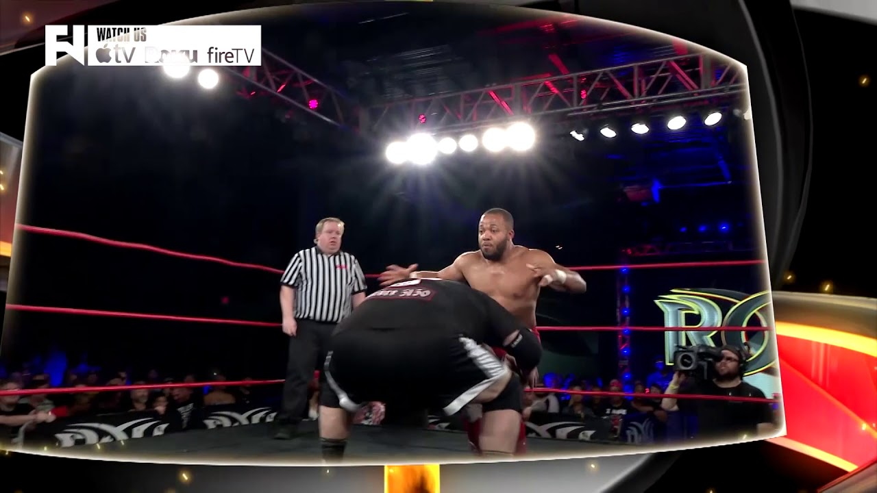 Lethal & Gresham vs. Bully Ray & Silas Young | Ring of Honor Tues. at 10 p.m. ET on FN Canad