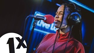 Jorja Smith - Imperfect Circle in the 1Xtra Live Lounge