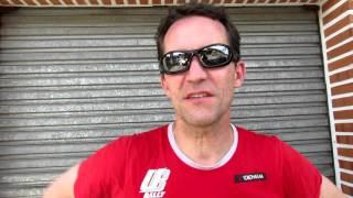 Ulysses Bertholdo -  Após SS6 -  Rally de Pomerode 2016
