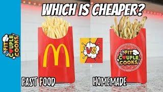 Is it Worth it? McDonald