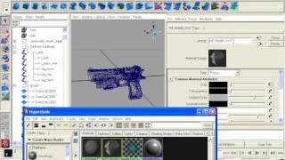 Видео-урок по импорту моделей оружия