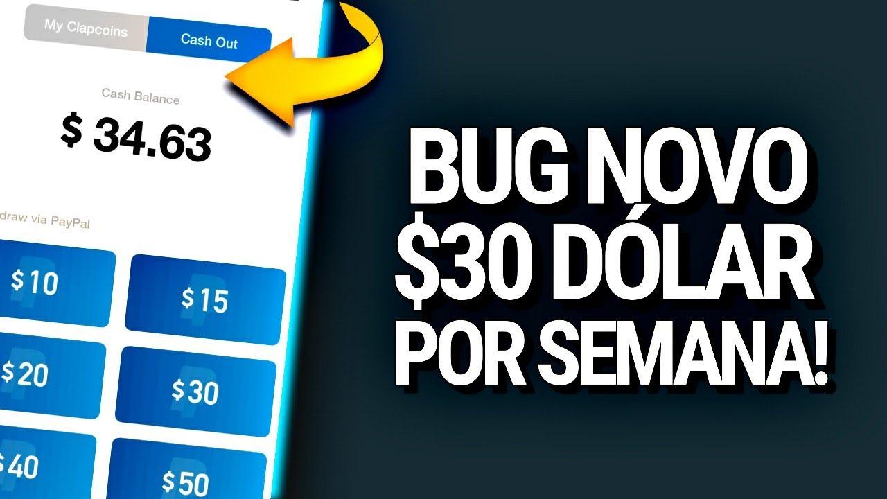 ClipClaps - COMO BURLAR | MÉTODO NOVO | $30 DÓLARES POR SEMANA