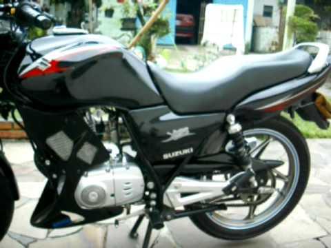tuning moto suzuki en 125