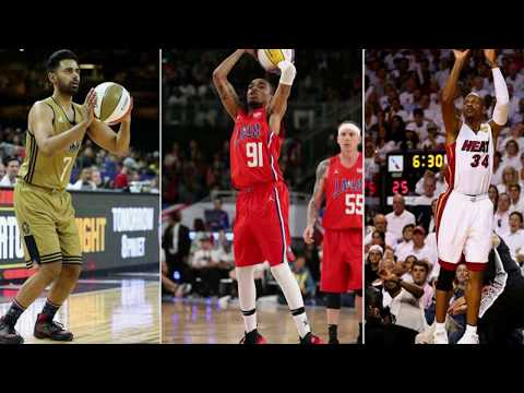 NBA All Star Game : Celebrity Game ROSTERS