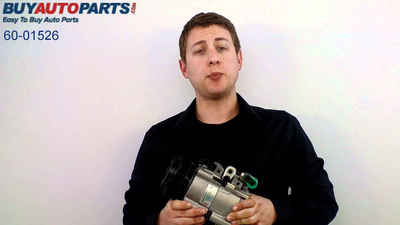 Kia Ac Compressor Sedona Youtube 2007 Sportage A C Wiring Diagram