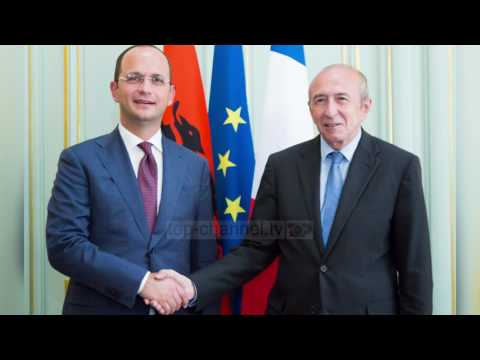 """Francezët """"do të ruajnë"""" kufirin shqiptar - Top Channel Albania - News - Lajme"""