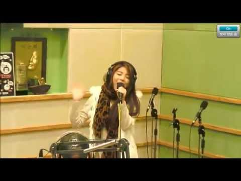 20120314 Ailee에일리  Heaven Live