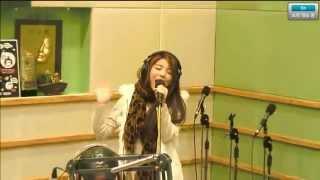 20120314 Ailee에일리  Heaven Live