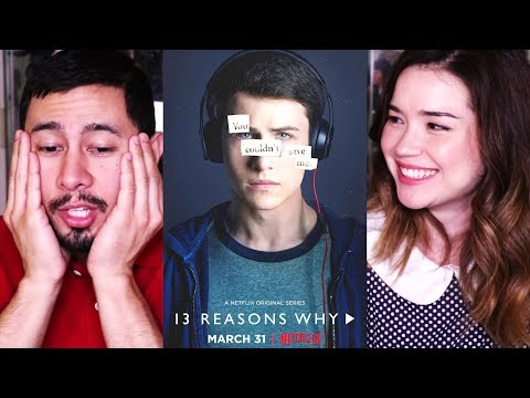 13 REASONS WHY | Netflix | Review & Discussion!