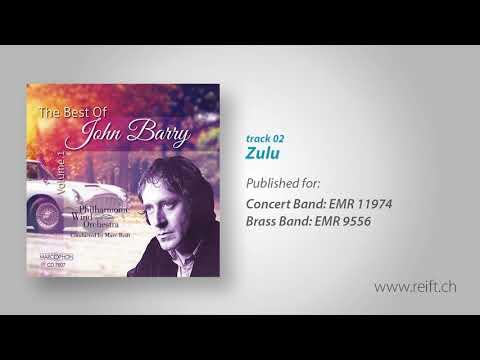 Marc Reift - The Best Of John Barry Vol 1.