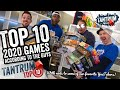 - Top 10 Board Games of 2020: Guys Edition