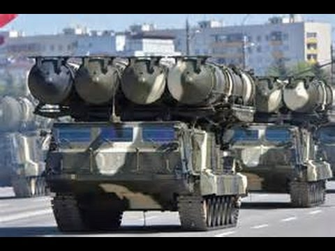 Russia delivered S-300 missile defense anti-aircraft system  to Iran Breaking News April 2016