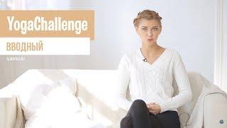 Ежедневные занятия по йоге для начинающих.(Мы начинаем ежедневный курс занятий йогой. Каждую неделю новый более сложный видео урок. Занимайтесь кажды..., 2014-10-07T09:49:28.000Z)