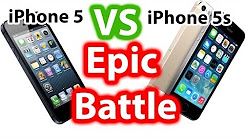 iPhone 5s Vs iPhone 5 - Differences, Features, Pros and Cons