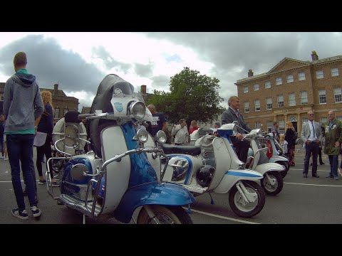 Mods And Rockers   King's Lynn   2019