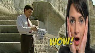 Pasti Ngakak!! Liat Tingkah Mr Bean Ganti CD.