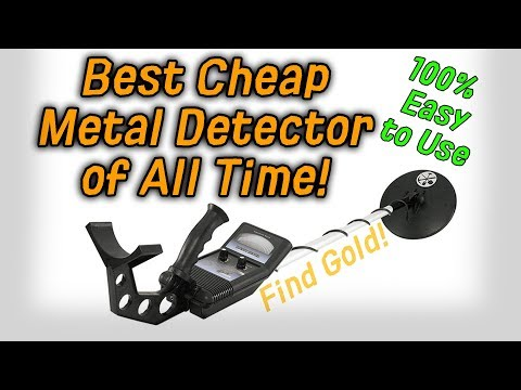 Bounty Hunter Gold Digger Metal Detector Review 2019 - Pro Tips: Use The Second Tone!