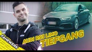 AUDI RS3 8V Limo wird Gepfeffert! Wörthersee Tour Vortreffen Update -  #hellobbm