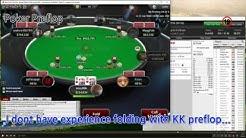 Crazy  Poker hand  Final table Pokerstars   Online poker Online gambling