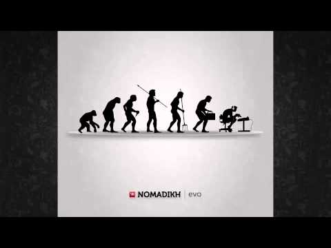 Nomadikh - EVO (2015) [Full Album]
