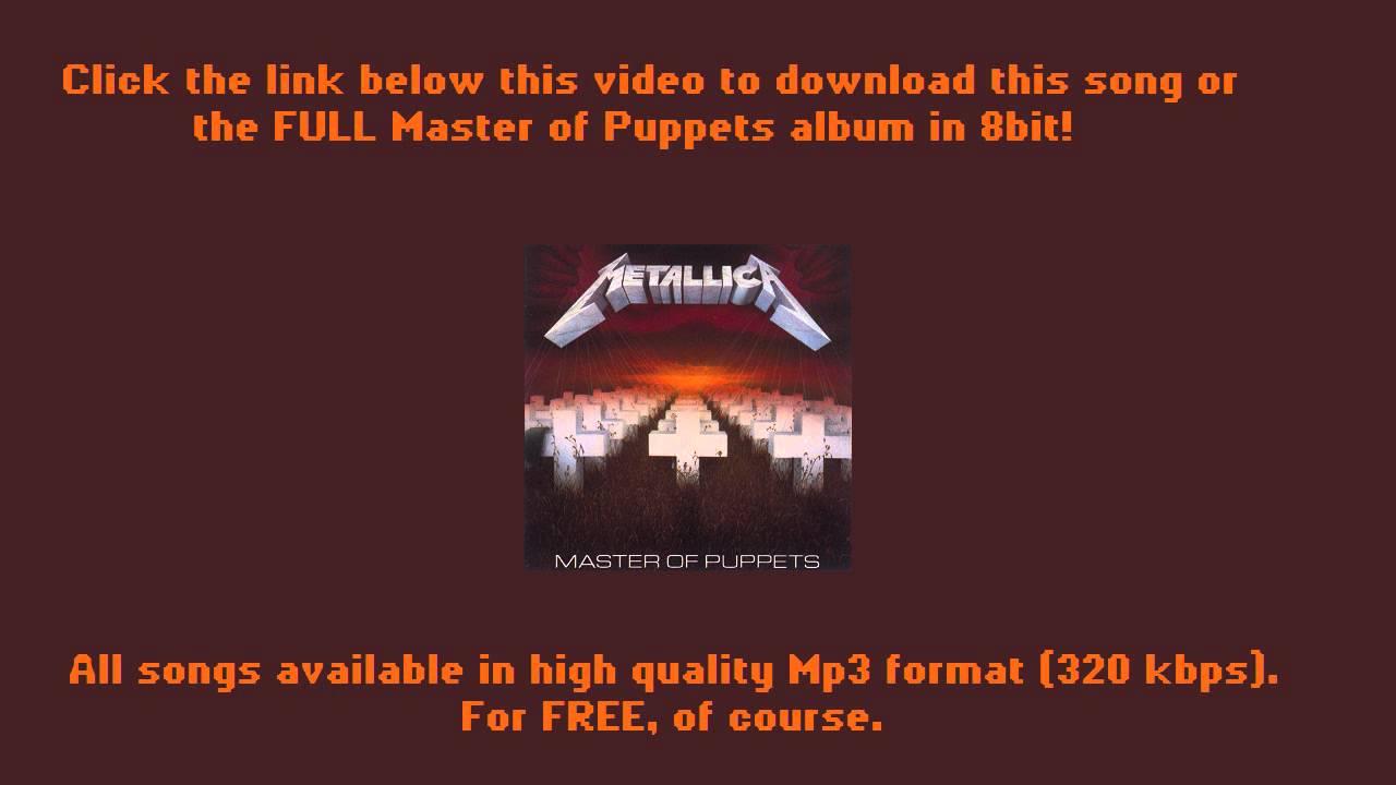 Metallica - Orion 8bit (NES style)