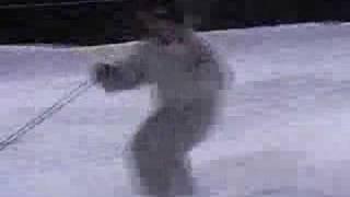 Mogul Skiing at Sanosaka 2008