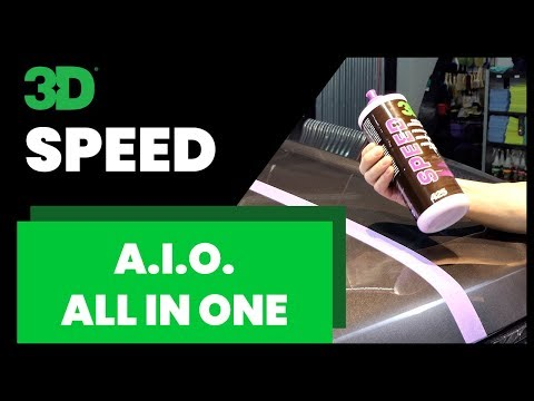 Speed All In One correction and wax protection A.I.O.