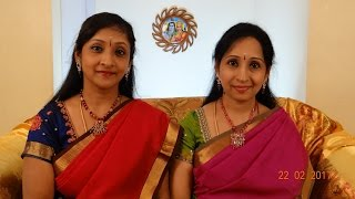 Chinmaya Sisters - Bho Shambho