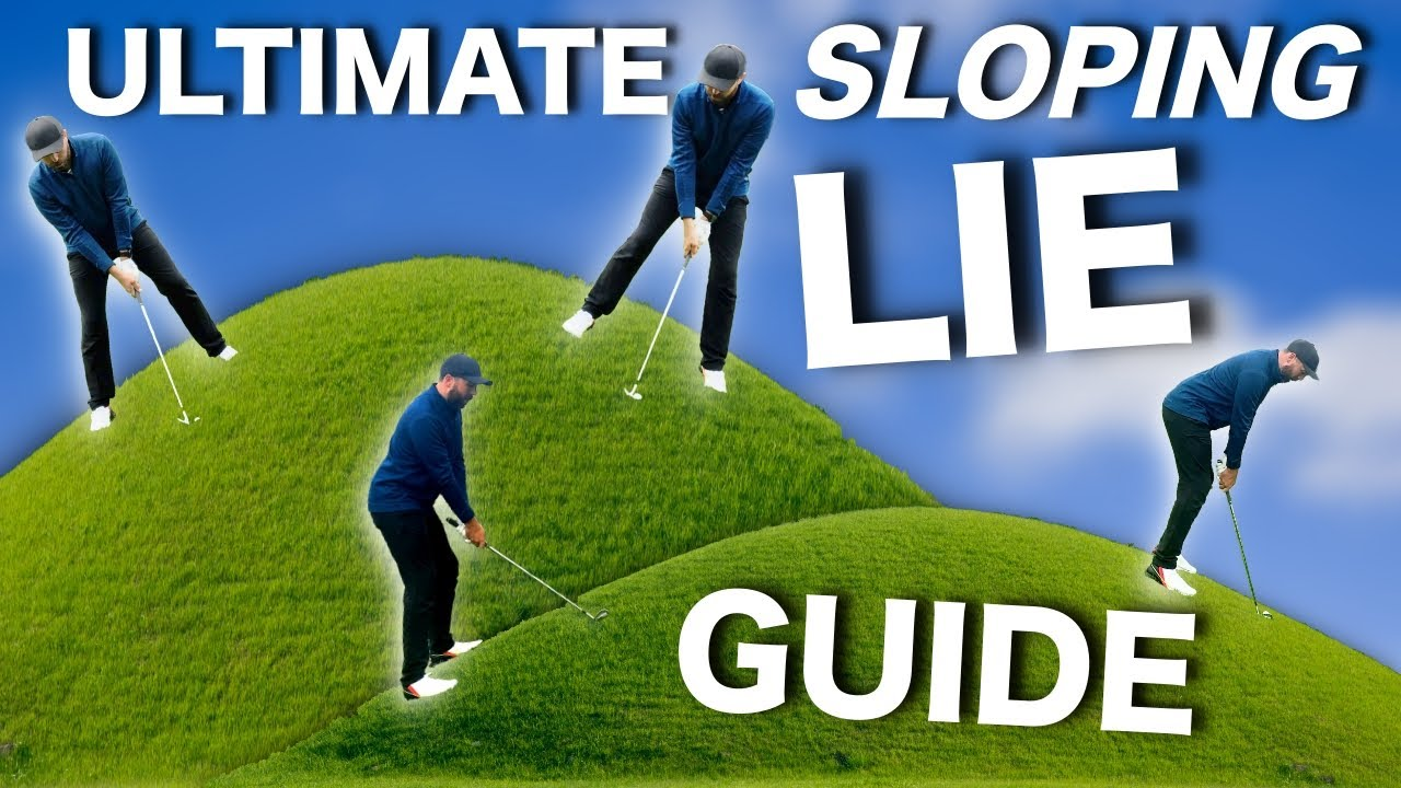 SLOPING LIES: The ultimate guide on how to play them correctly!