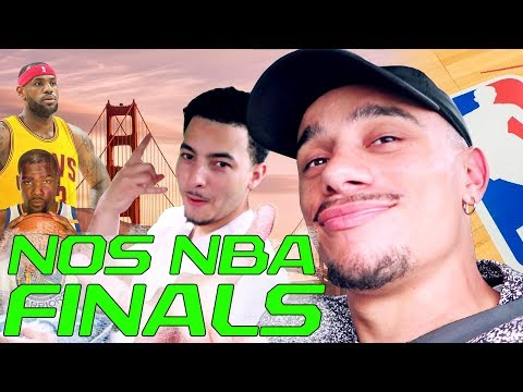 MISTER V (BONUS) - NOS NBA FINALS PARTIE 1/2