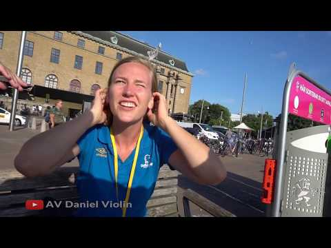 Beautiful People in Sweden