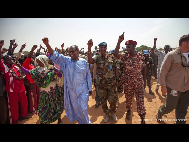 Peacebuilding Diplomatic Simulation: Diplomacy on the Ground in Darfur