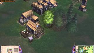 Empires: Dawn of the Modern World - Level 10 - AI FFA