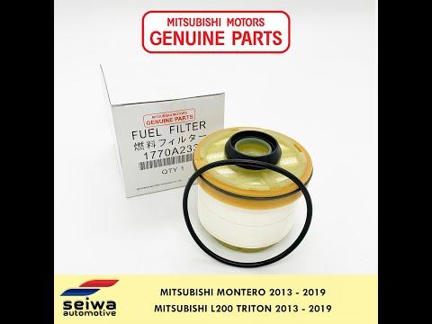 Auto Parts Unboxing: Mitsubishi Montero Fuel Filter