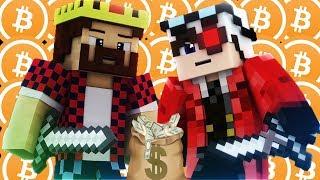 КРИПТОГОРОД! НАС ОГРАБИЛИ ИДЕМ НА РАЗБОРКИ! Minecraft