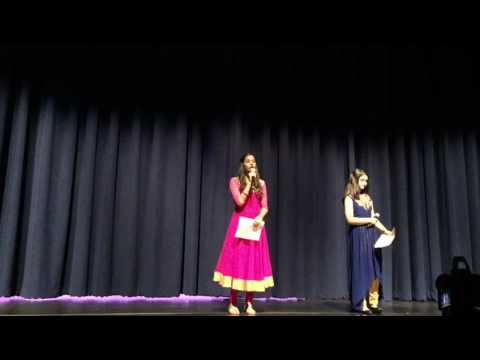IAMV Holi 2017 - Ryana Riaz