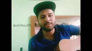 Aap Ki Kashish | Aashiq Banaya Apne | One Minute Cover | Rohit Koul