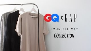 REVIEW: GQ x GAP JOHN ELLIOTT CO. COLLECTION