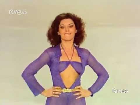 1976 Debút trio Acuario 'Eso es el amor' Mayra Gómez Kemp, Beatriz Escudero, María Durán 1976