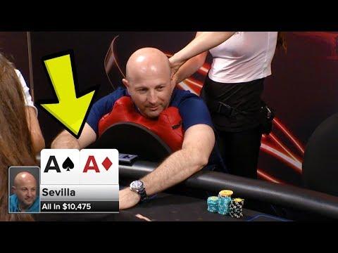 MADNESS! $25/$50/$100/$200/$400/$800 | S6 E1 Poker Night in America