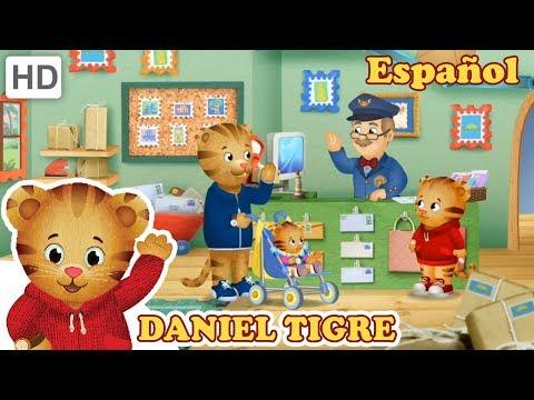Daniel Tigre en Español - Parte 1: El Mejor Hermano Mayor (¡20+ Minutos!)