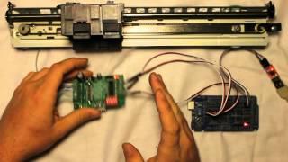 Electronique - 041 - Moteur Pas-à-Pas et Controleur (TB6560)
